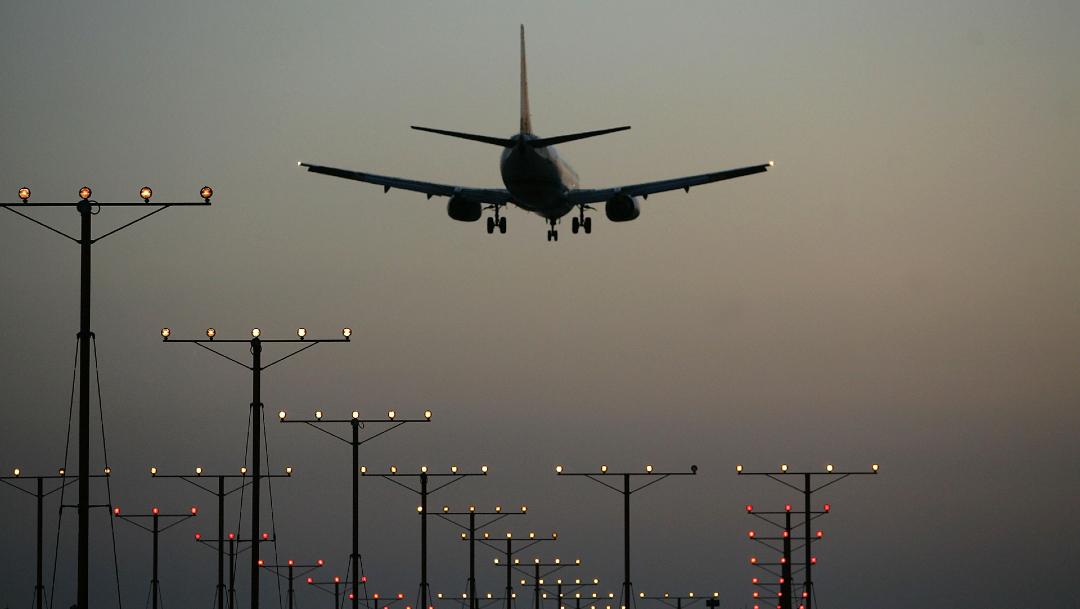 FOTO: Líneas aéreas de todo el mundo paran actividades por coronavirus, el 23 de marzo de 2020