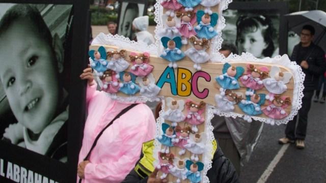 Decretan pensión vitalicia para víctimas de Guardería ABC