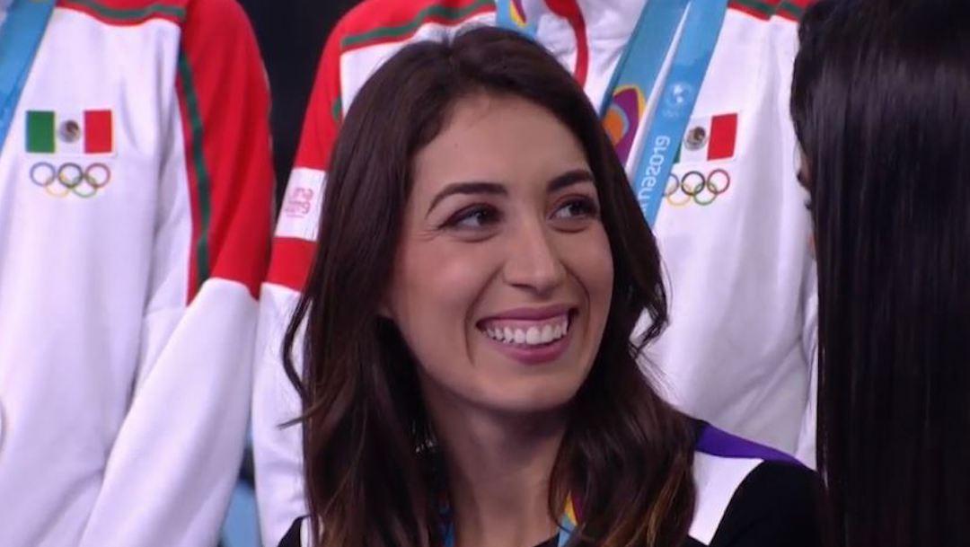 Foto Atleta mexicana Mariana Arceo dio positivo a Coronairus COVID-19 18 marzo 2020