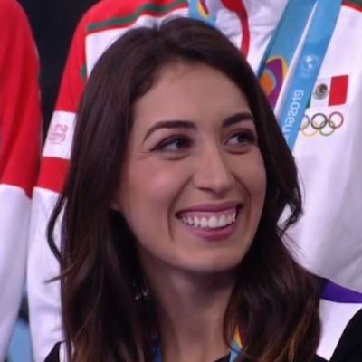 Atleta mexicana Mariana Arceo dio positivo a Coronairus COVID-19