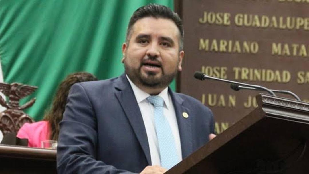 FOTO: Matan al diputado Erik Juárez en Morelia, Michoacán, el 10 de marzo de 2020