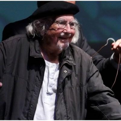 Imagen: El poeta Ernesto Cardenal murió a los 95 años de edad, 1 de marzo de 2020 ( ISAAC ESQUIVEL /CUARTOSCURO.COM)