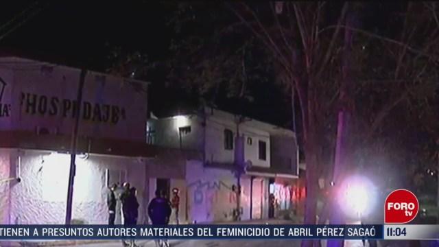 muere persona durante incendio en vivienda de monterrey