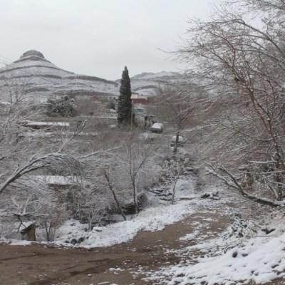 Frente frío 42 y décima tormenta invernal provocarán nevadas en México