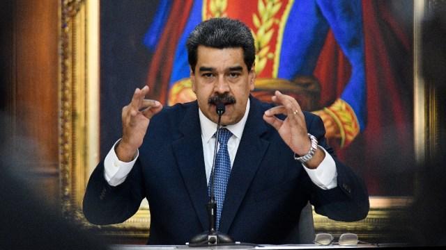 FOTO: EE.UU. vincula a Nicolás Maduro con el narcotraficante Caro Quintero, el 28 de marzo de 2020