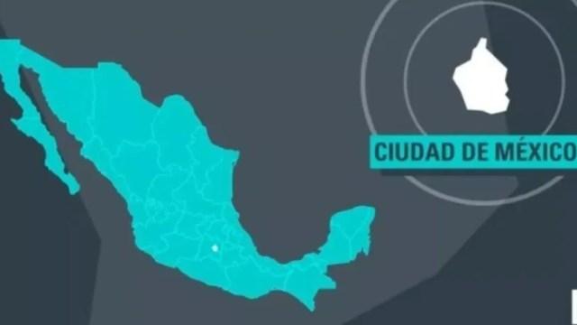 Foto: Hallan muerta a una mujer en la alcaldía Cuauhtémoc