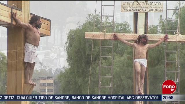 Foto: Pasión Cristo Iztapalapa Realizará Puerta Cerrada 17 Marzo 2020