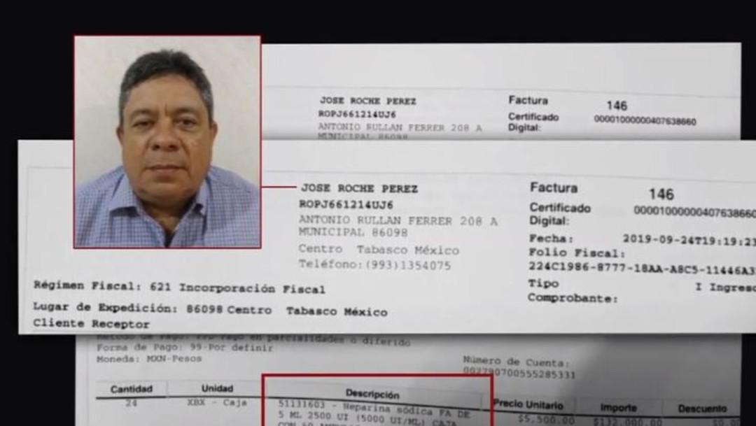 Pemex compró Heparina sódica contaminada a proveedor