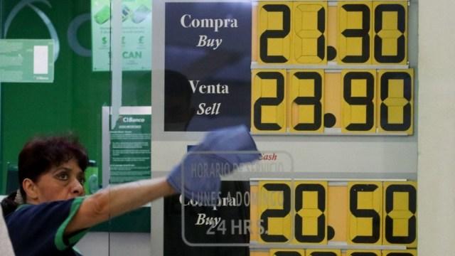 Peso y BMV vuelven a caer a mínimo histórico desde 2011
