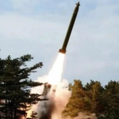 FOTO: Corea del Norte lanza dos proyectiles hacia el mar de Japón, el 28 de marzo de 2020