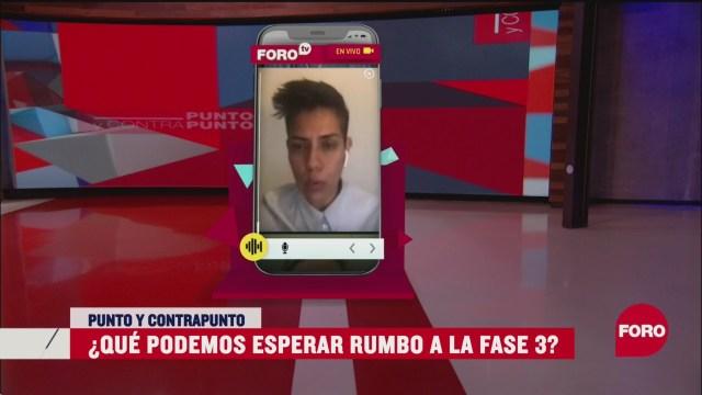 Foto: Coronavirus México Qué Esperar Fase 3 Covid-19 27 Marzo 2020