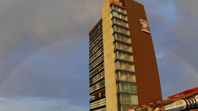 Foto: UNAM realiza primer examen profesional en línea por coronavirus, 27 de marzo de 2020, (UNAM)