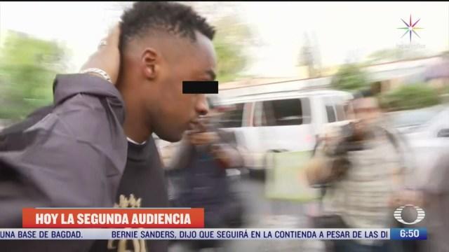 renato ibarra comparecera en segunda audiencia por feminicidio en grado de tentativa