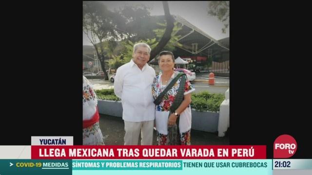Foto: Coronavirus Repatrian Esposa Mexicano Muerto Perú Covid-19 31 Marzo 2020