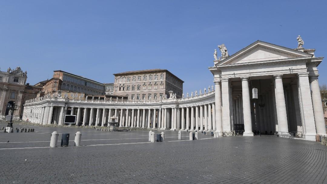 Foto: El papa oficiará los ritos de Semana Santa sin fieles, por coronavirus