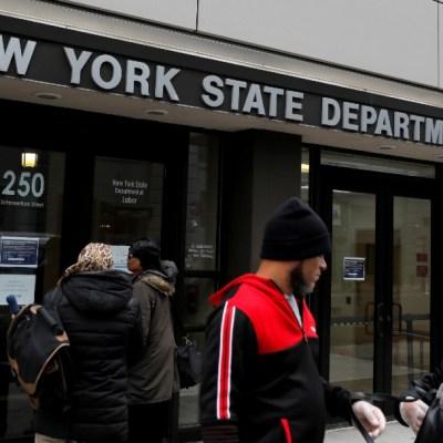 Fed: Unos 46 millones podrían perder sus empleos en EEUU por coronavirus