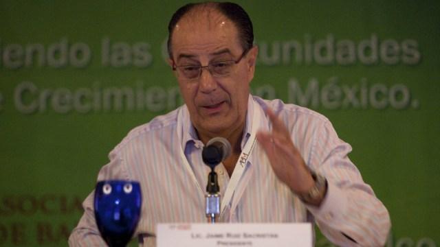Foto: Jaime Ruiz Sacristán, presidente de la Bolsa Mexicana de Valores. (Jaime Ruiz Sacristán, presidente de la Bolsa Mexicana de Valores, 13 marzo 2020