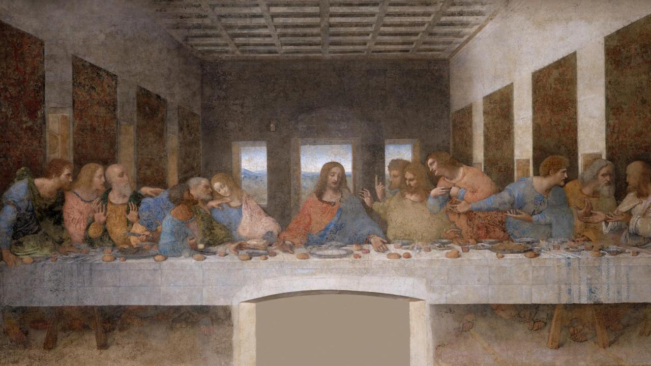 Leonardo-DaVinci-ultima-Cena-Jueves-Santo-secretos