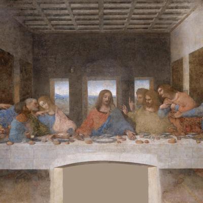 Los fascinantes secretos que esconde 'La última cena' de Leonardo DaVinci