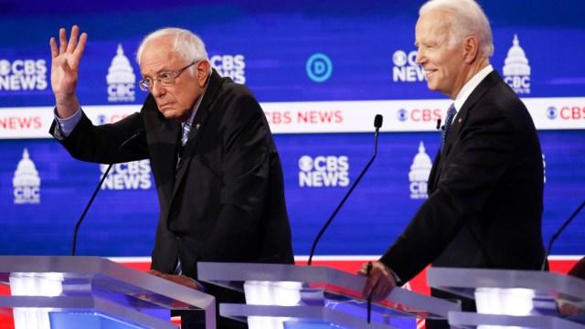FOT Supermartes: 14 estados de EE.UU. eligen al candidato presidencial demócrata (AP)