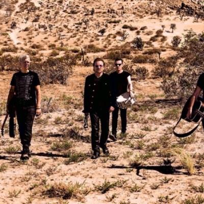 Bono, líder de U2, compone canción inspirado en el COVID-19