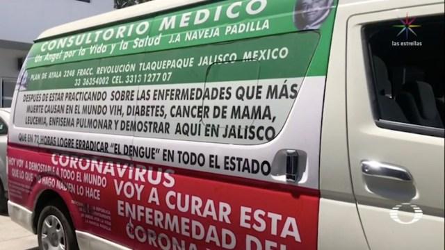 Coronavirus: Guardia Nacional vende vacunas, nuevo fraude