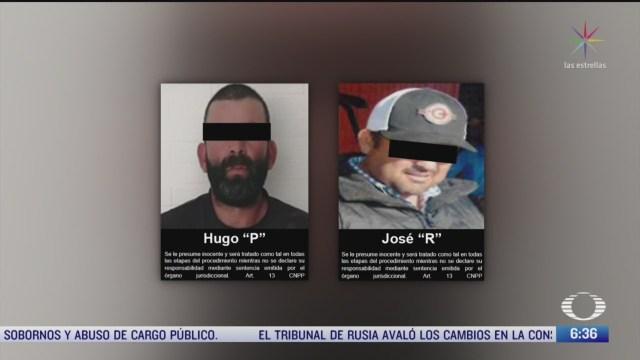 vinculan a proceso a 2 personas vinculados con masacre de familia lebaron