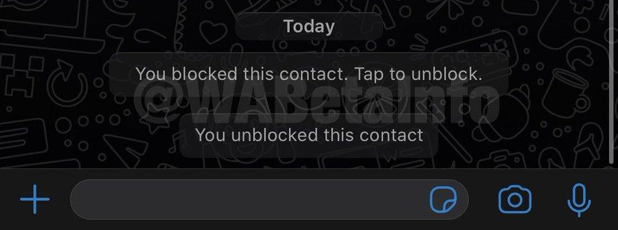 WhatsApp-new-function-Contact-blocked-unlocked