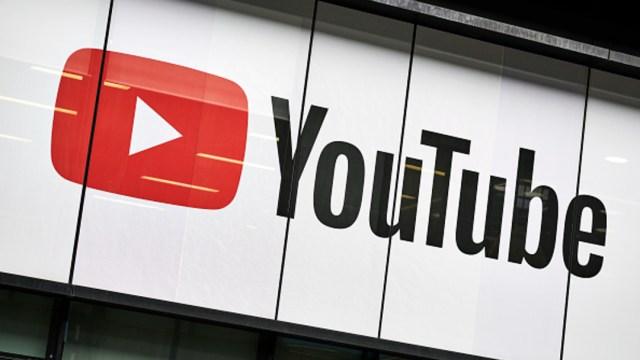 Foto: Logotipo de la plataforma YouTube 20 marzo 2020