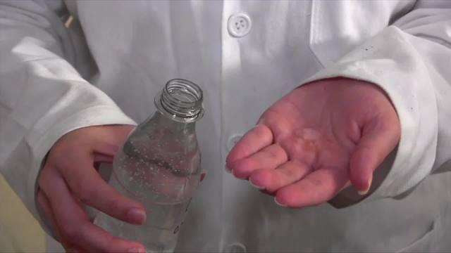 Foto: Estudiantes Yucatán Realizan Producción Masiva Gel Antibacterial,