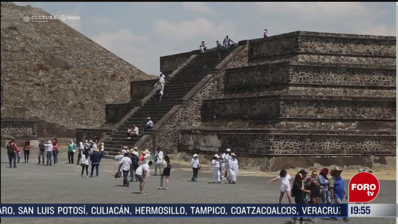 Foto: Zona Arqueológica Teotihuacán Cerrará 21 22 Marzo Coronavirus 18 Marzo 2020