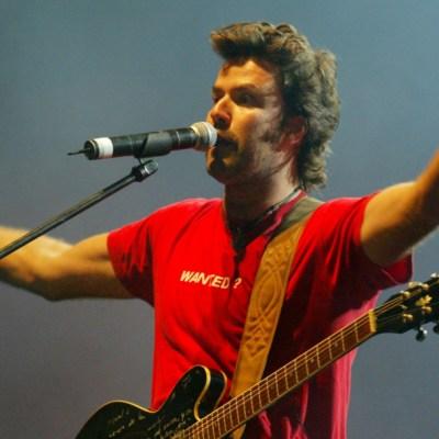 Pau Donés, vocalista de Jarabe de Palo