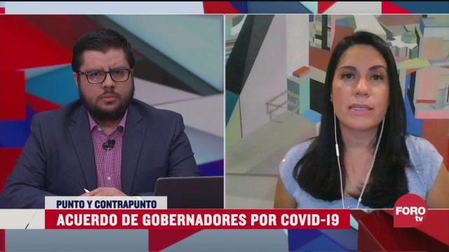 Foto: Coronavirus Acuerdo Gobernadores Medidas Covid-19 1 Abril 2020
