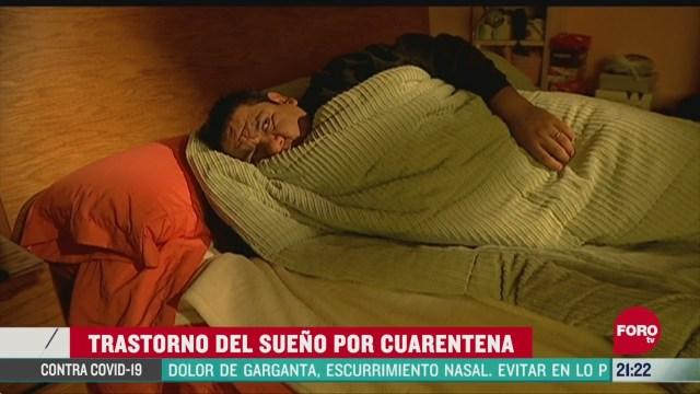 Foto: Coronavirus Alteraciones Sueño Durante Cuarentena Covid-19 8 Abril 2020