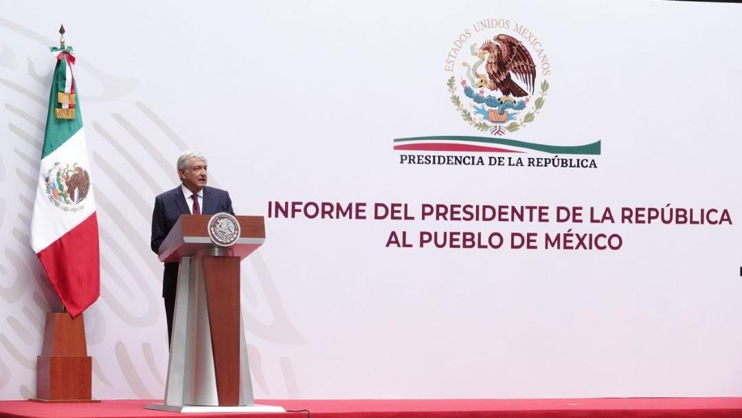 Foto: AMLO: Quienes cuestionan plan económico, buscan reactivar la corrupción