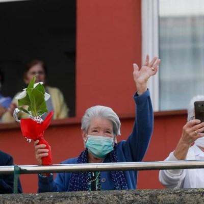 Mujer de 107 años vence dos pandemias en España