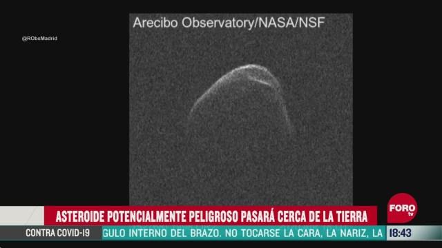 FOTO: asteroide pasara cerca de la tierra este miercoles 28 de abril