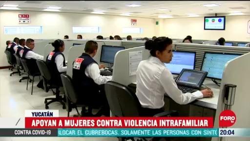 Foto: Coronavirus Yucatán Ayuda Mujeres Violentadas Durante Cuarentena 7 Abril 2020