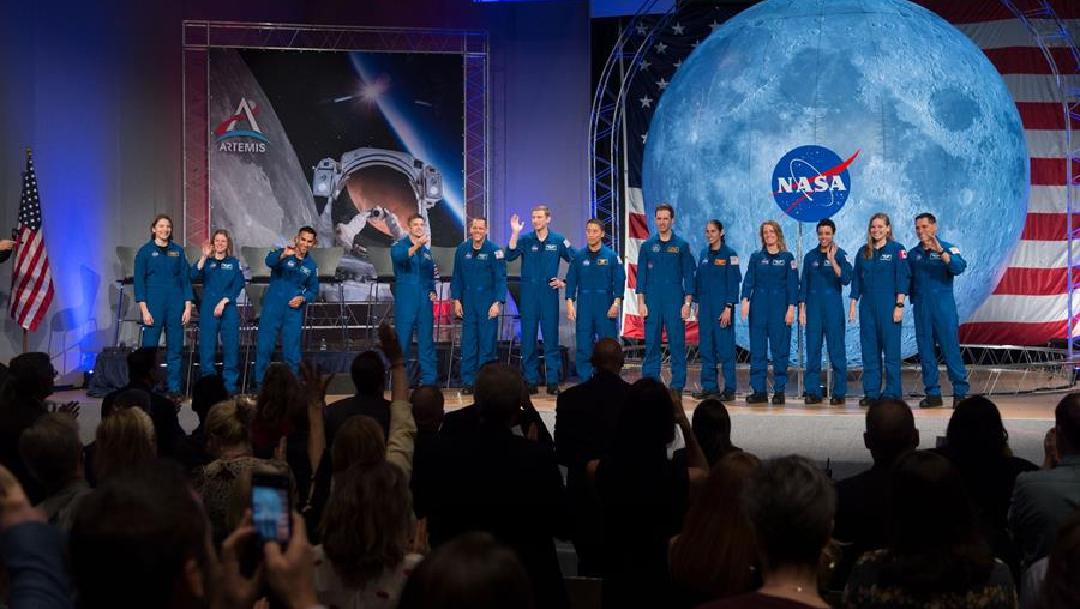 Foto: Más de 12 mil personas quieren ser astronautas: NASA, 1 de abril de 2020, (EFE)