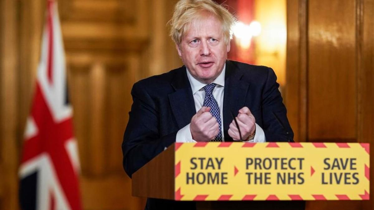 Reino Unido superó 'pico' de pandemia, asegura Boris Johnson
