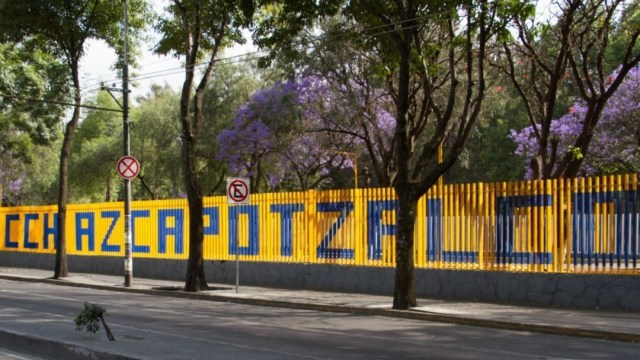Foto: UNAM recupera instalaciones de CCH Azcapotzalco tras paro, 22 de abril de 2020, (Cuartoscuro, archivo)