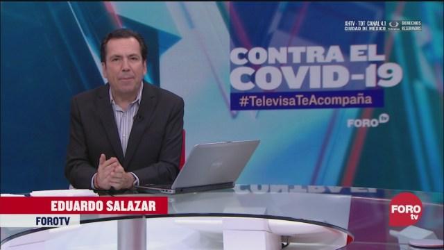 Foto: Contra El COVID Televisa Te Acompaña Recomendaciones Prevención Coronavirus Pandemia Cuarentena 1 Abril 2020