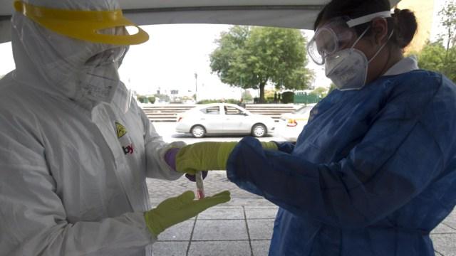 FOTO: Reportan un caso de coronavirus en Cereso de Mérida, el 12 de abril de 2020