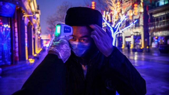 FOTO: Infectados por coronavirus bajan en China; contabiliza a los asintomáticos, el 01 de abril de 2020