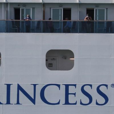 FOTO: Muere tercer pasajero de Coral Princess que atracó con enfermos en Miami, el 5 de abril de 2020