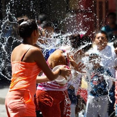 Registran pocos reportes de desperdicio de agua en CDMX por Sábado de Gloria
