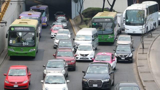 Foto: Detienen a 36 automovilistas por nuevas medidas de Hoy No Circula en CDMX, 23 de abril de 2020, (Cuartoscuro, archivo)