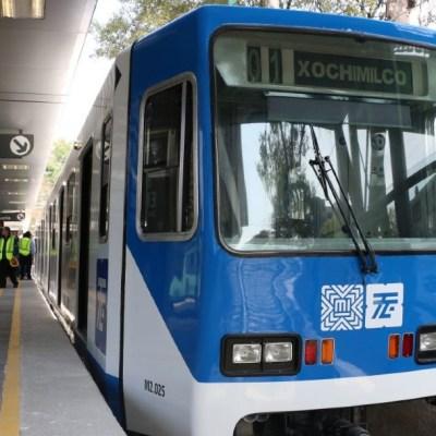 Tren ligero de CDMX cerrará hasta diciembre tramo Huipulco-Xochimilco por mantenimiento