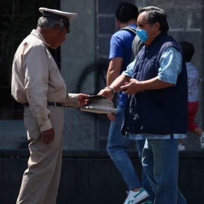 Foto: Inger recomienda estrategia para prevenir transmisión de coronavirus en asilos, 3 de abril de 2020, (GALO CAÑAS /CUARTOSCURO.COM)