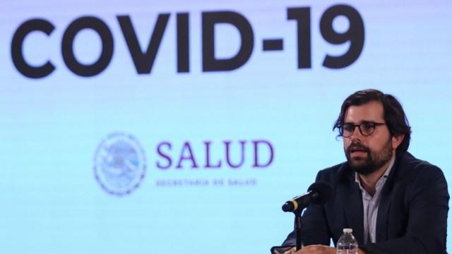 Alejandro Ernesto Svarch Pérez, titular de la Coordinación Nacional Médica del INSABi,